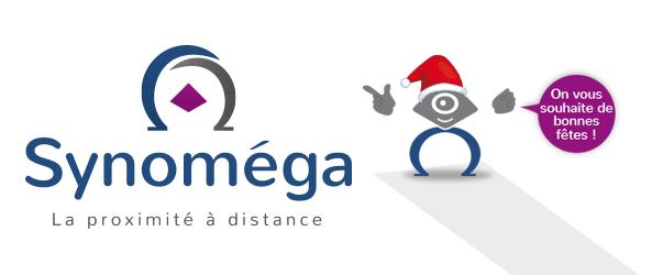Synomega vous souhaite de bonnes fêtes !