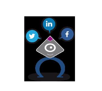 Retrouvez-nous sur les réseaux sociaux de Synoméga