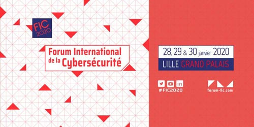 Forum International de la Cybersécurité (FIC) 2020